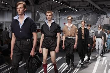 Prada Men's SS18 Fashion Show_Parade 02