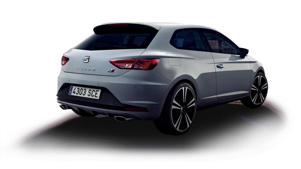 與VW GolfGTi 系出同源的SEAT Cupra 280戰力高強,曾經在2014年榮登最速前驅寶座。