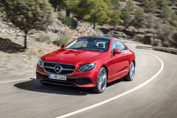 The new E-Class Coupe