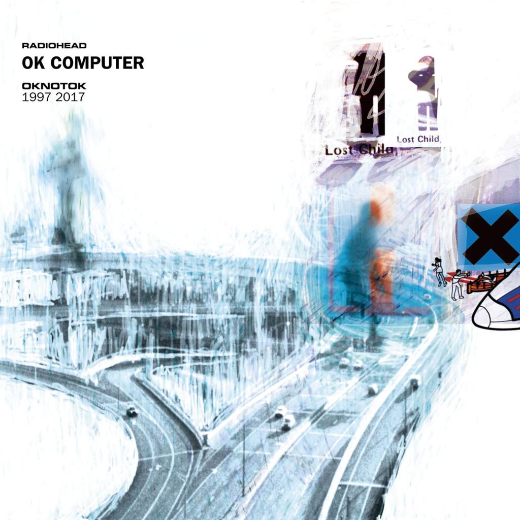 Radiohead《OK Computer》(OKNOTOK 1997-2017)20周年典藏紀念版,映象唱片發行。