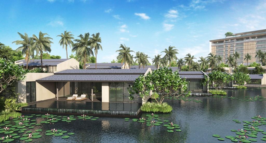 Villa Lake別墅池畔