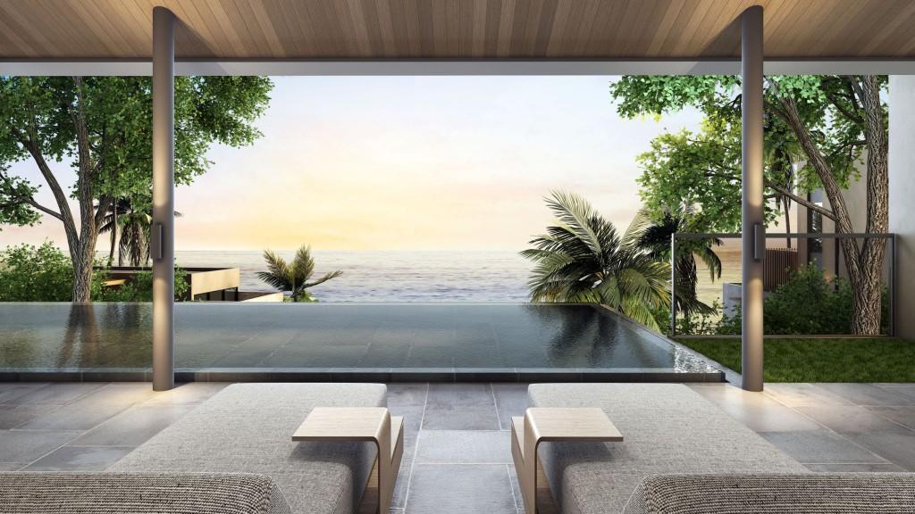 Villa Pool別墅泳池