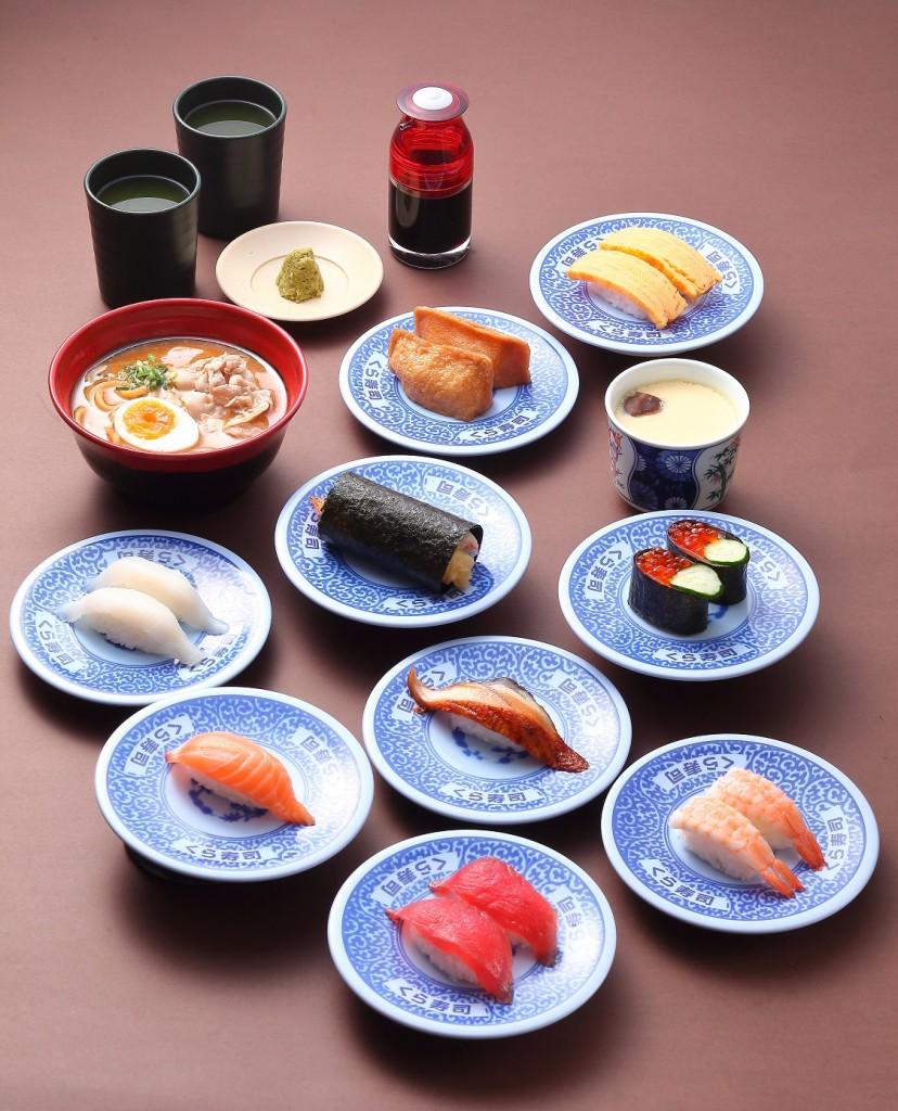 藏壽司餐點照_1